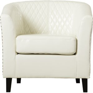 Willa Arlo Interiors Cisneros Barrel Chair