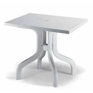 Leela 80cm Folding Outdoor Dining Table By Sol 72 Outdoor