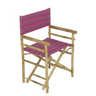 Yohana Bamboo Director Chair