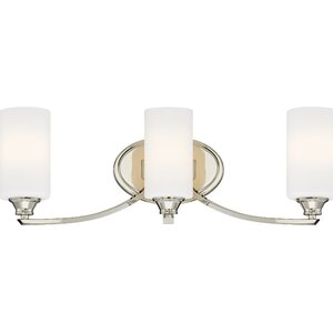 Edgebrooke 3-Light Vanity Light
