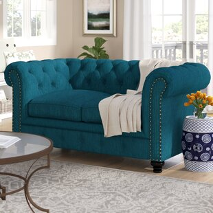 Lindstrom Chesterfield Loveseat