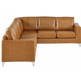 Barraza Aniline Reversible Sectional