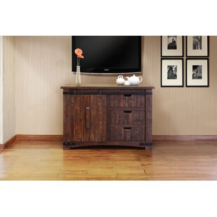 Bergeronnes TV Stand For TVs Up To 50