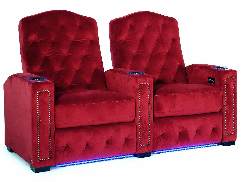 Winston Porter Hr Series Home Theater Row Seating Row Of 2 Wayfair