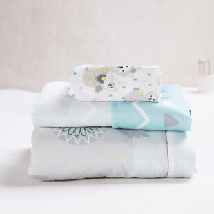 Best Price Chin Desert Animals 3 Piece Baby Crib Bedding Set ByZoomie Kids