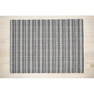 Heddle Gray Indoor/Outdoor Area Rug