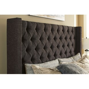 Camarena Upholstered Panel Headboard by Darby Home Co