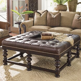 Heather Cocktail Ottoman by Tommy Bahama Home