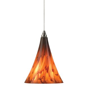 Melrose 1-Light Cone Pendant by Tech Lighting