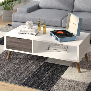 Wrought Studio Tapia Contemporary Coffee Table
