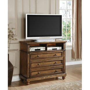 Millwood Pines Saul 3 Drawer Chest