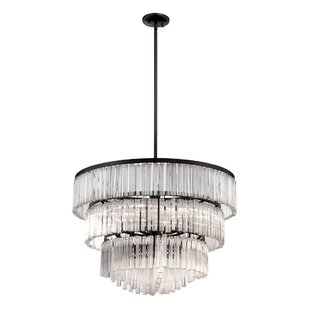 Rosdorf Park Lower Vobster 9-Light Chandelier