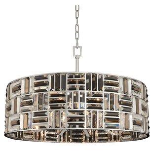 Allegri by Kalco Lighting Modello 8-Light Crystal Chandelier