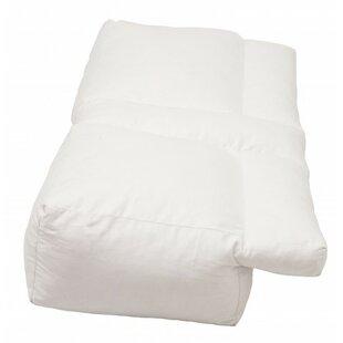 Deluxe Comfort Down Standard Pillow