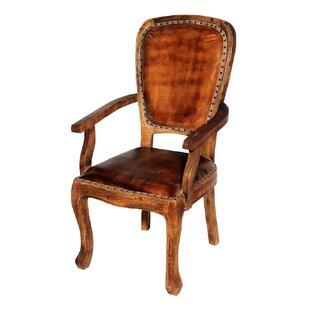 Cullens Armchair by Fleur De Lis Living