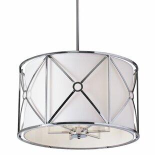 Price comparison Ferrell 6-Light Chandelier By Willa Arlo Interiors