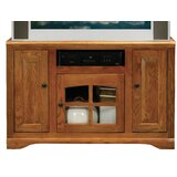 Dash Solid Wood TV Stand for TVs up to 50 by Millwood Pines