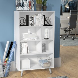 Jaliyah Standard Bookcase by Zipcode Design