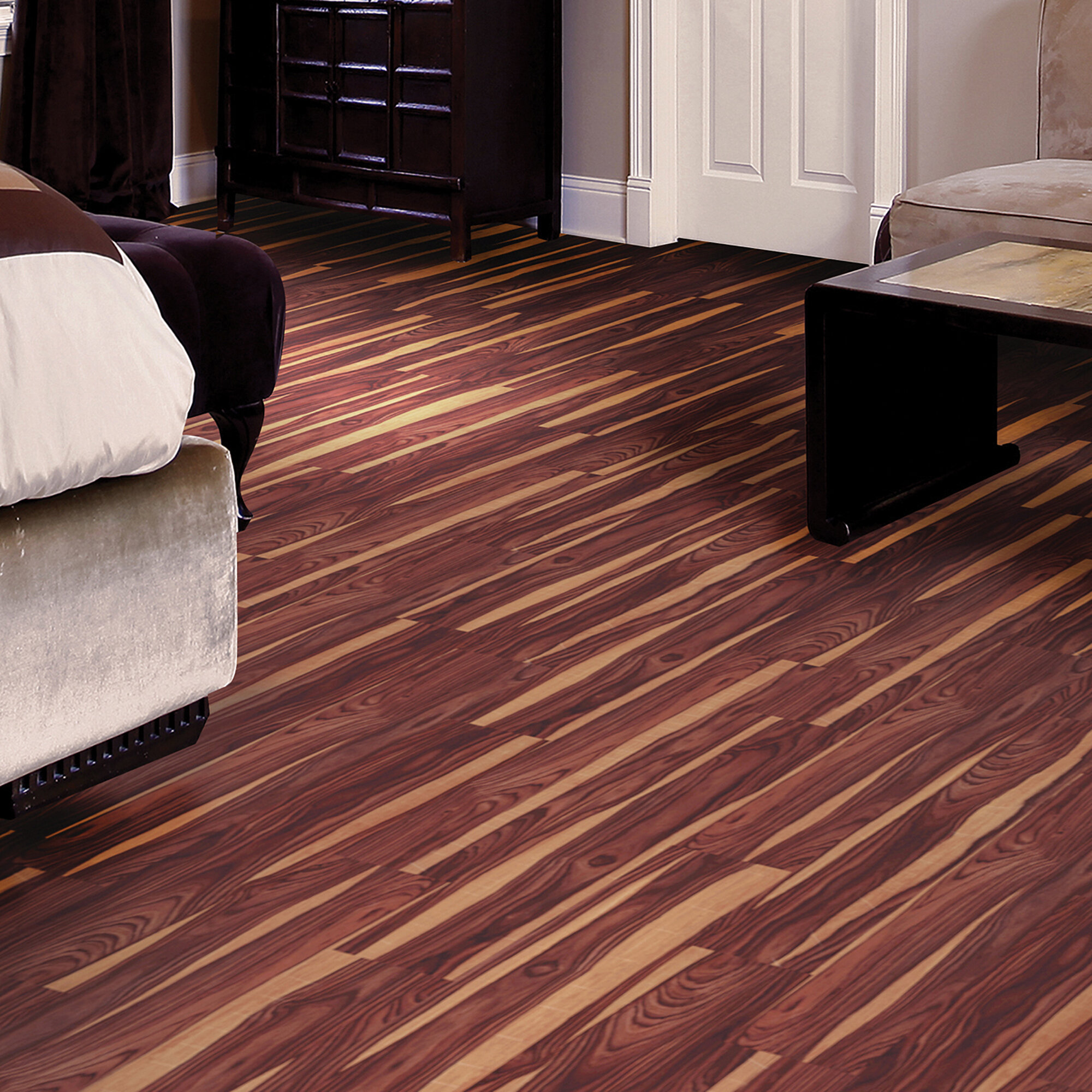 Allure Flooring Allure Gripstrip 6 X 36 X 3 8mm Luxury Vinyl Plank Reviews Wayfair