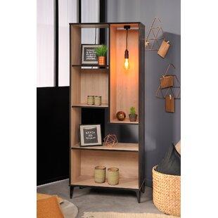 Brissette Standard Bookcase by Brayden Studio