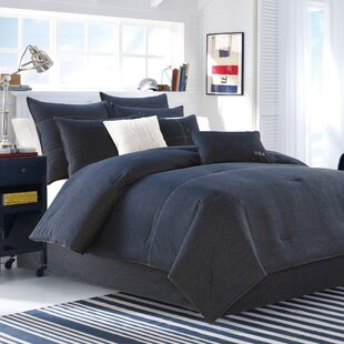 Seaward Reversible Duvet Cover Set
