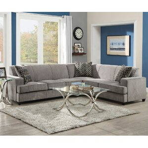 Kelsee Sleeper Sectional by Infini Furnishings