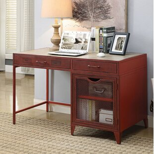 Check Prices Mcwilliams Desk By Gracie Oaks