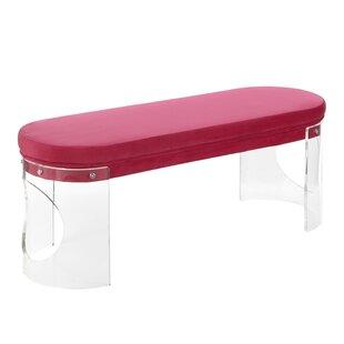 Preston Upholstered Bench by Orren Ellis