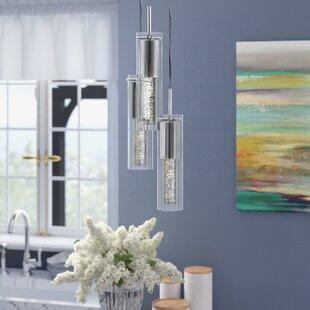 Cadarrah 3-Light Pendant by Orren Ellis