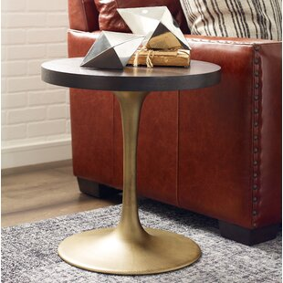 Austin Pedestal End Table