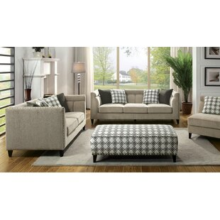Canora Grey Cromer Configurable Living Ro..