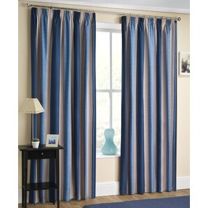 blue living room curtains. Enhanced Living Blackout Thermal Curtain Panels  Set of 2 Blue Curtains Wayfair co uk