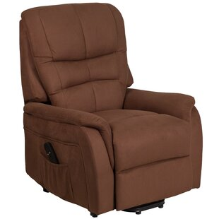 Red Barrel Studio Jaliyiah Remote Powered Recliner Lift Assist