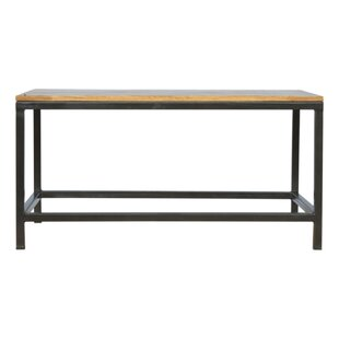Loganville Solid Wood Coffee Table By Williston Forge