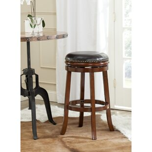 Galyon 30 Swivel Bar Stool Charlton Home