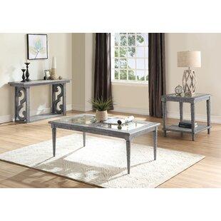 Laurenz 3 Piece Coffee Table Set