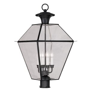 Orchard Lane Outdoor 4-Light Lantern Head