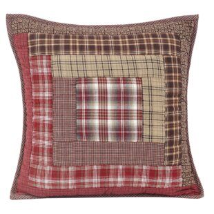Berwick Quilted 100% Cotton Throw Pillow
