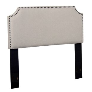 Memphis Upholstered Panel Headboard by House of Hampton