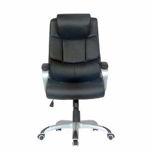 Latitude Run Bettye Upholstery Executive Chair