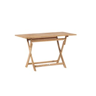 Folding Dining Table By Exotan