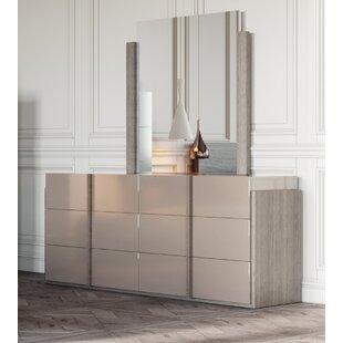 Affordable Dibiase 6 Drawer Double Dresser by Orren Ellis