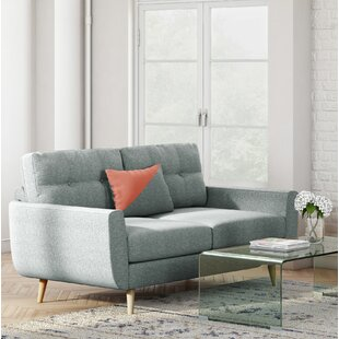 Anabella 2 Seater Loveseat By Zipcode Design