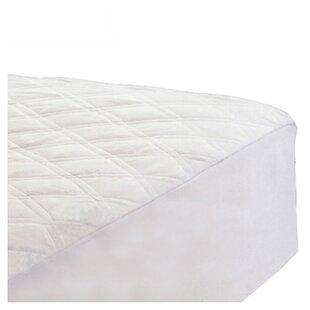 Highland Feather Avant Garde Platinum Polyester Mattress Pad