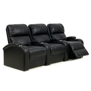 Storm XL850 Home Theater Lounger (Row of 3) by Octane Seating