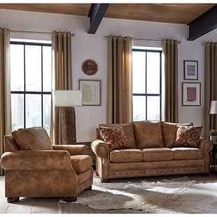 Affordable Gabrielle 2 Piece Living Room Set by Loon Peak