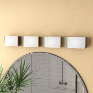 Lottie 4-Light LED Bath Bar
