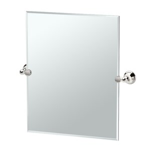 Laurel Ave Rectangle Bathroom Wall Mirror
