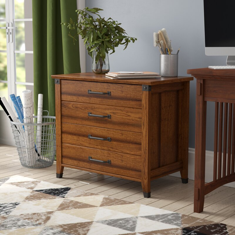 Chappel 2 Drawer Lateral Filing Cabinet