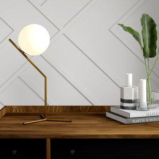 Yerkes Modern Mid 21 Table Lamp